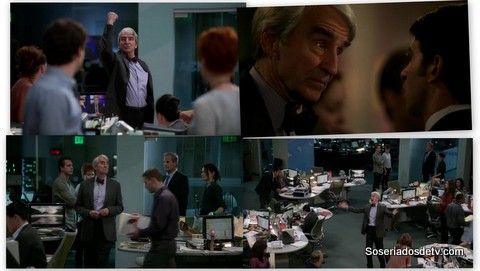 The Newsroom: Election Night, Part 1 (2x08) charlie