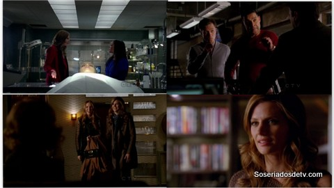 Castle: Significant Others (5x10)
