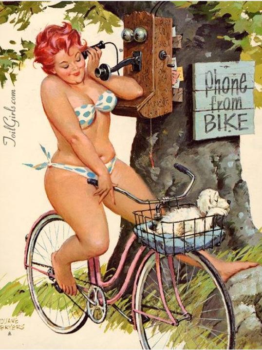 hilda bike bicicleta