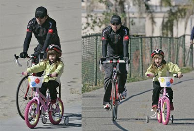 patrick-dempsey-daughter-go-for-a-ride