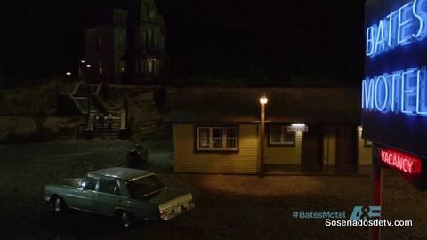 Bates Motel: Midnight (1x10)
