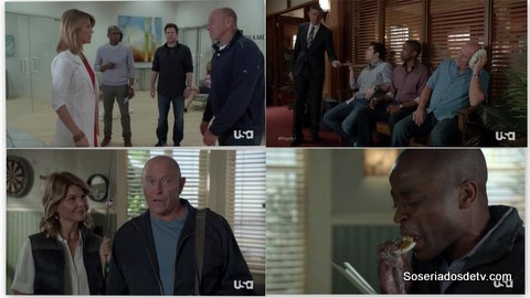 Psych: Nip and Suck It (7x13)