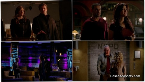 Castle: Death Gone Crazy 5x12