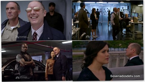 the blacklist the freelancer s01e02 1x02 james spader