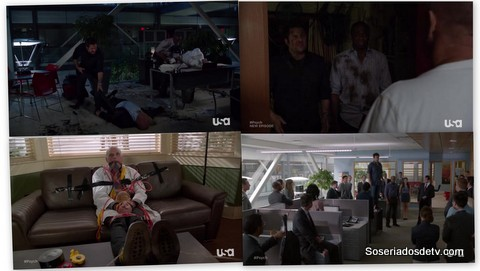 Psych: Office SPACE (7x11)
