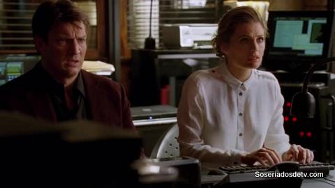 Castle: Scared to Death s05e17 5x17