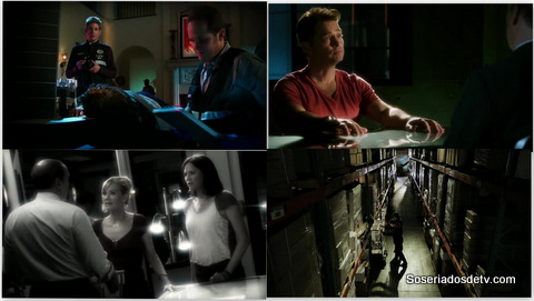 CSI: Frame by Frame (14x5)