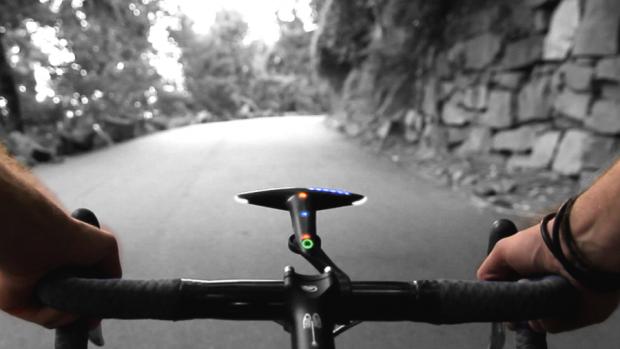 GPS ajuda na escolha de rotas mais seguras para ciclistas