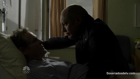 The Blacklist: General Ludd 1x8 s01e08