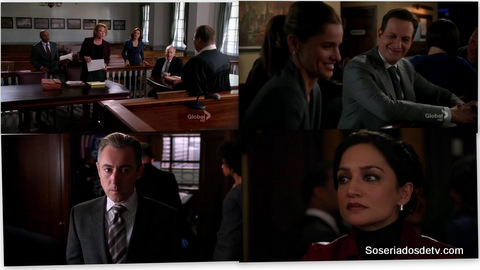 The Good Wife: Battle of the Proxies 4x10 s04e10