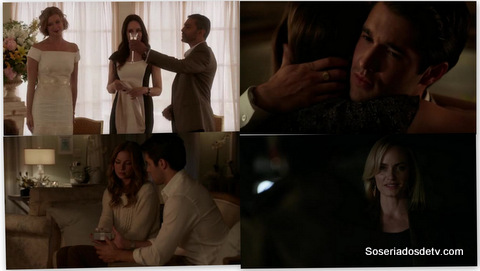 Revenge: Secrecy s03e08 3x8