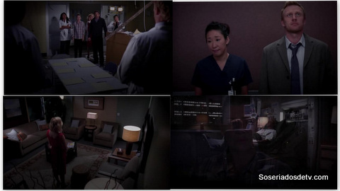 Grey's Anatomy: Everybody's Crying Mercy (10x3)