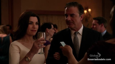 The Good Wife: The Seven Day Rule 4x13