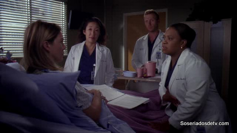 Grey's Anatomy: Seal Our Fate 10x01