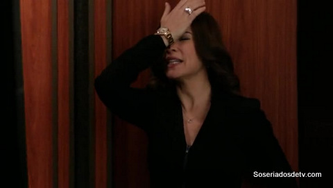 the good wife Red Team/Blue Team 4x14