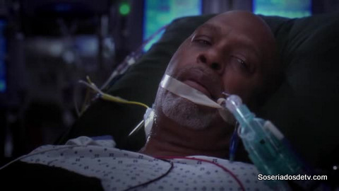 Grey's Anatomy: I Want You With Me (10x2)