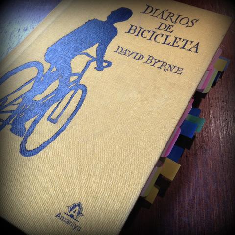 diários de bicicleta david byrne