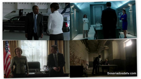 Scandal: It's Handled (3x1)