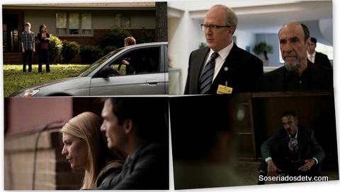 Homeland: Still Positive 3x6 s03e06