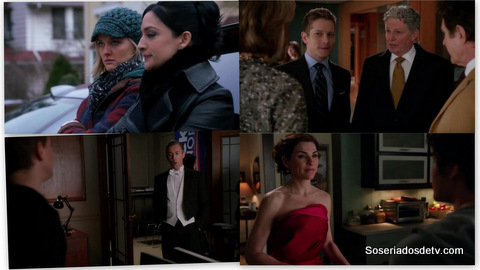 The Good Wife: Invitation To An Inquest (4x17)