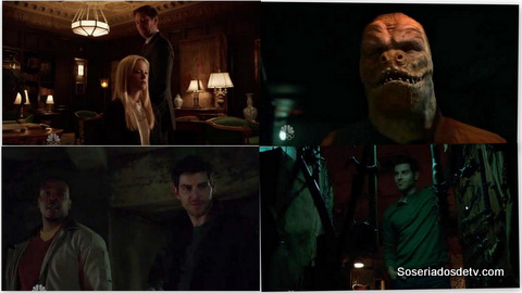 Grimm: Cold Blooded (3x7)