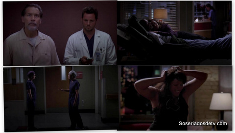 Grey's Anatomy: I Bet It Stung (10x5)