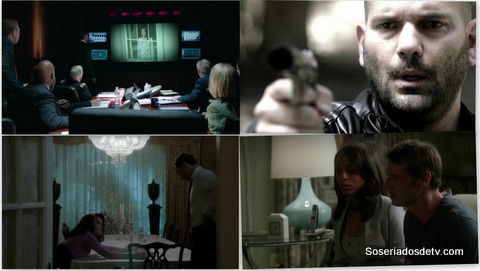 Scandal: Mrs. Smith Goes to Washington (3x3)