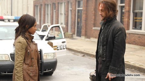 Sleepy Hollow Pilot 1x1 s01e01