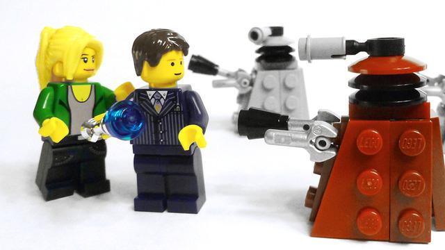 lego doctor who daleks