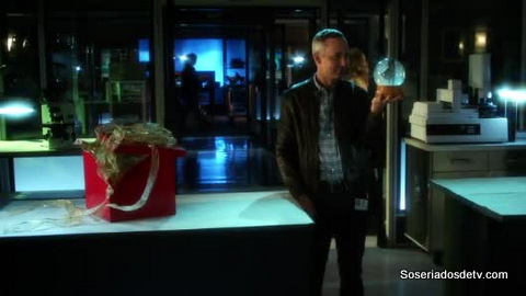 CSI: The Lost Reindeer (14x11)