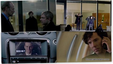 Sherlock: His Last Vow (3x3)