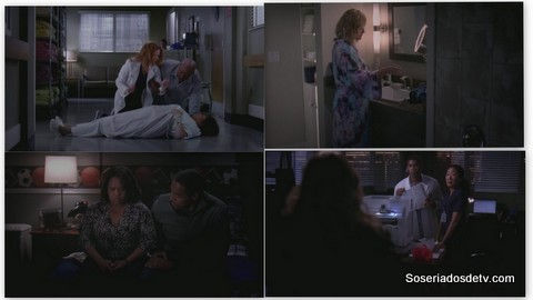 Grey's Anatomy: Two Against One 10x8 s10e08