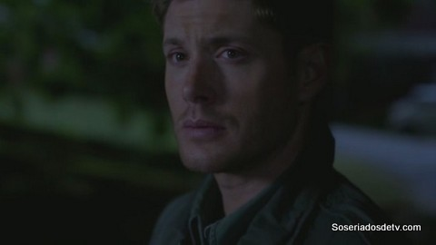 Supernatural: Bad Boys 9x7 s09e07 dean
