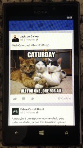 facebook no lumia 925