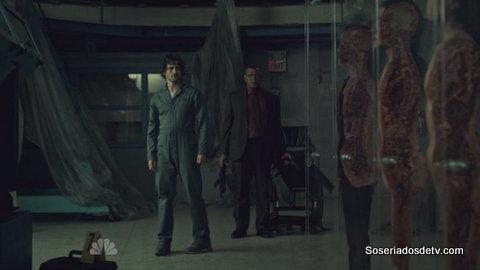 Hannibal: Mukozuke s02e05 2x5