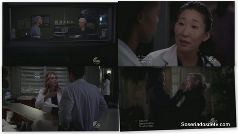 Grey's Anatomy: Throwing it All Away (10x15)