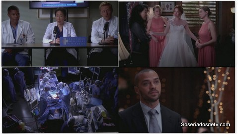 Grey's Anatomy: Get Up, Stand Up s10e12 10x12