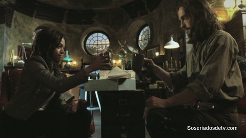 Sleepy Hollow: Sanctuary (1x9)