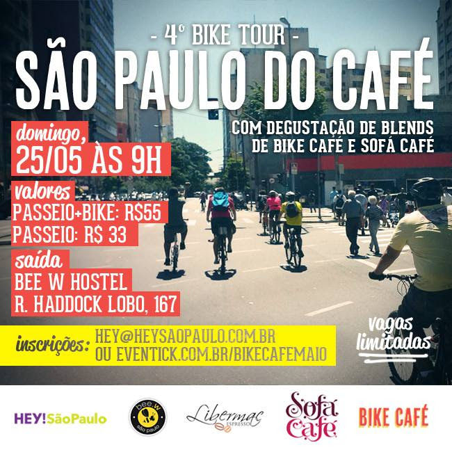4º Biketour São Paulo do Café