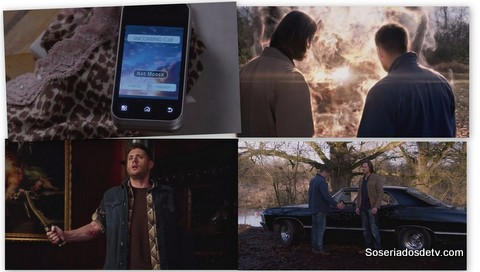 Supernatural: Blade Runners 9x16 s09e16 dean crowley sam