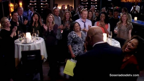 Grey's Anatomy We Gotta Get Out Of This Place 10x16