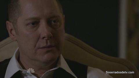 The Blacklist The Kingmaker 1x20 s01e20 reddington red
