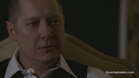 The Blacklist The Kingmaker 1x20 s01e20 reddington red