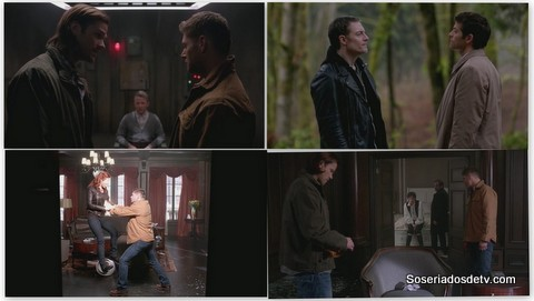 Supernatural: King of the Damned (9x21)