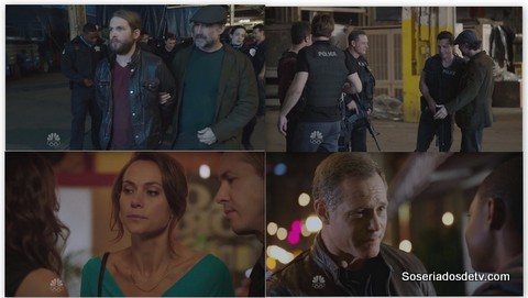 Chicago PD Chin Check 1x3 s01e03