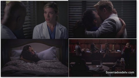Greys Anatomy Everything I Try to Do, Nothing Seems to Turn Out Right (10x22 e 10x23)