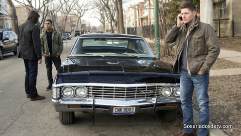 Supernatural: Bloodlines 9x20 s09e20 sam dean