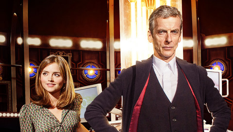 Doctor Who Series 8 Iconic