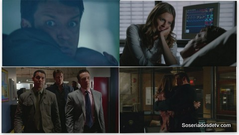 Castle: Valkyrie (1), Dreamworld (2), Need To Know e Number One Fan (6x1, 6x2, 6x3 e 6x4)