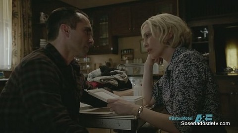 bates motel the escape artist 2x5 s02e05